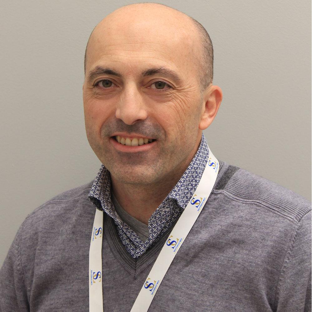 Luca Weis, PhD