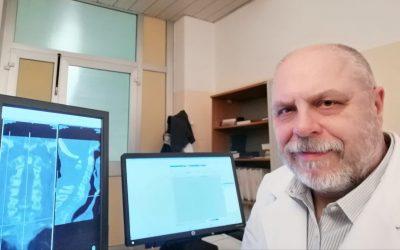 Giuseppe Rolma nuovo primario di Radiologia al San Camillo