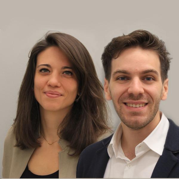 Rachele Pezzetta & Marco Marino