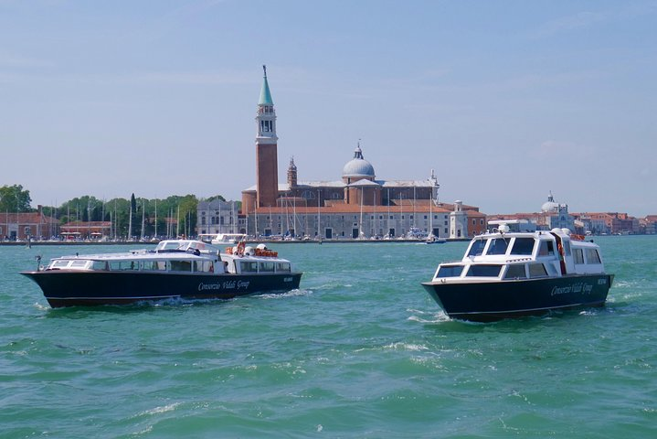 Nuovo collegamento acqueo con il San Camillo IRCCS di Venezia Lido