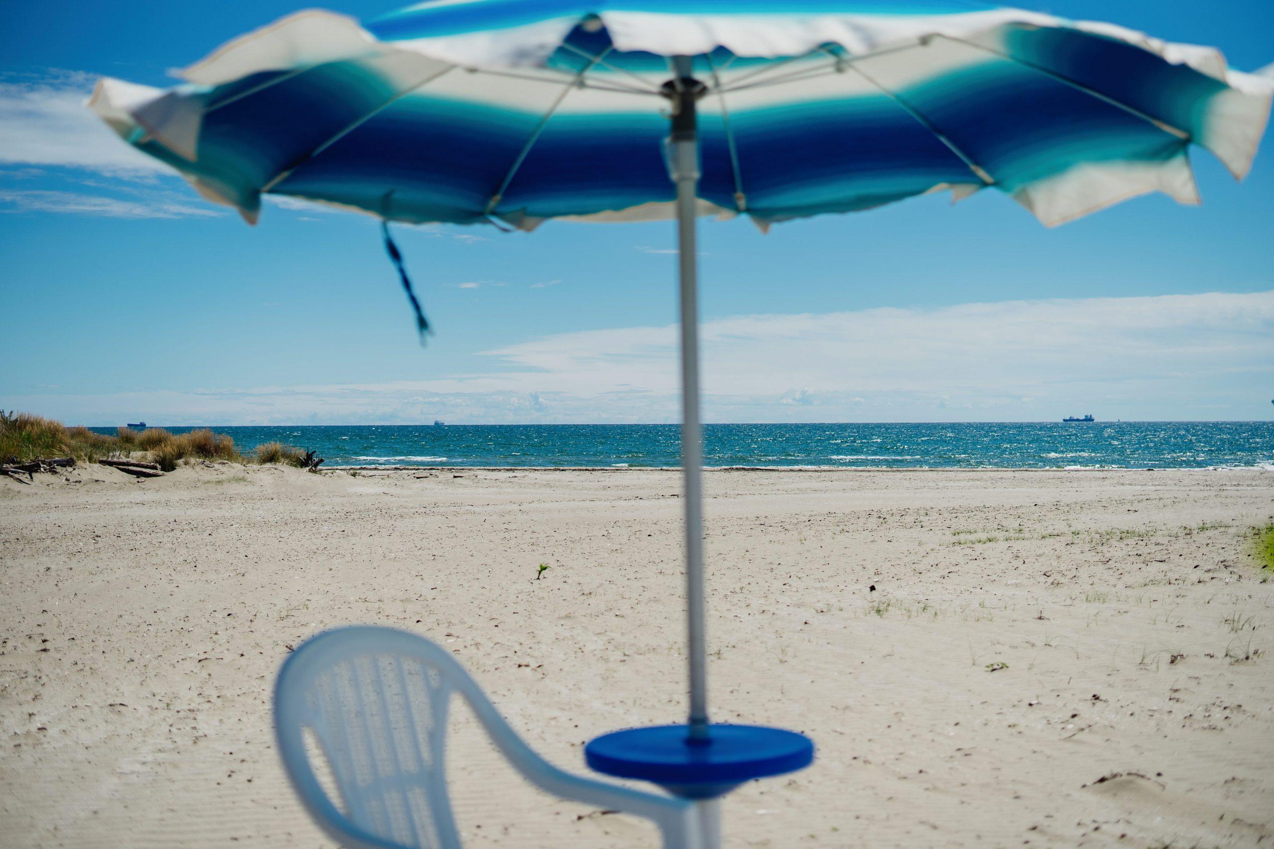 San Camillo IRCCS spiaggia privata lido