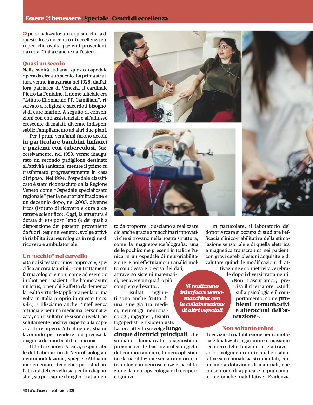 San Camillo news