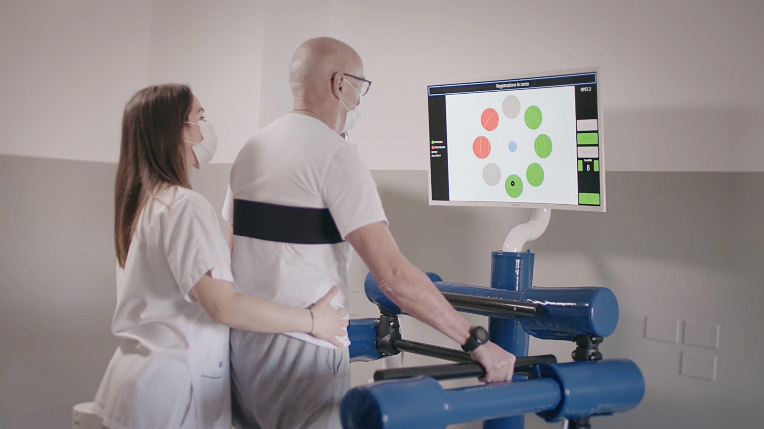 Laboratorio di tecnologie riabilitative